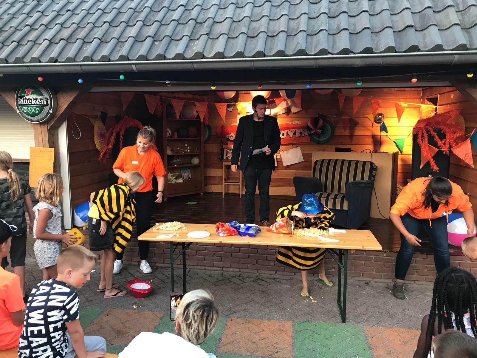 Leuke animatie activiteiten op vakantie op Recreatiepark De Boshoek op de Veluwe