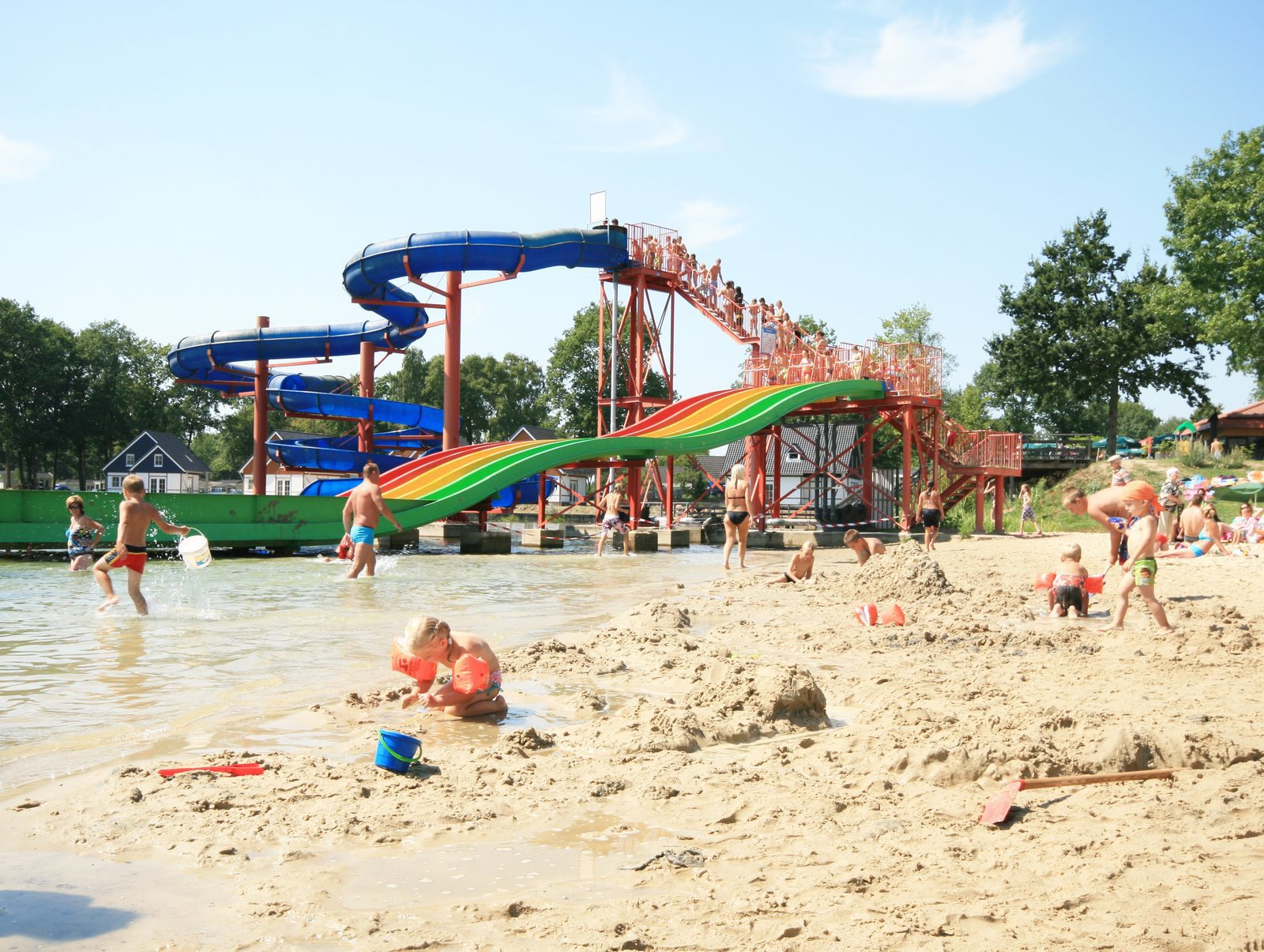 Recreatieplas & strandbad