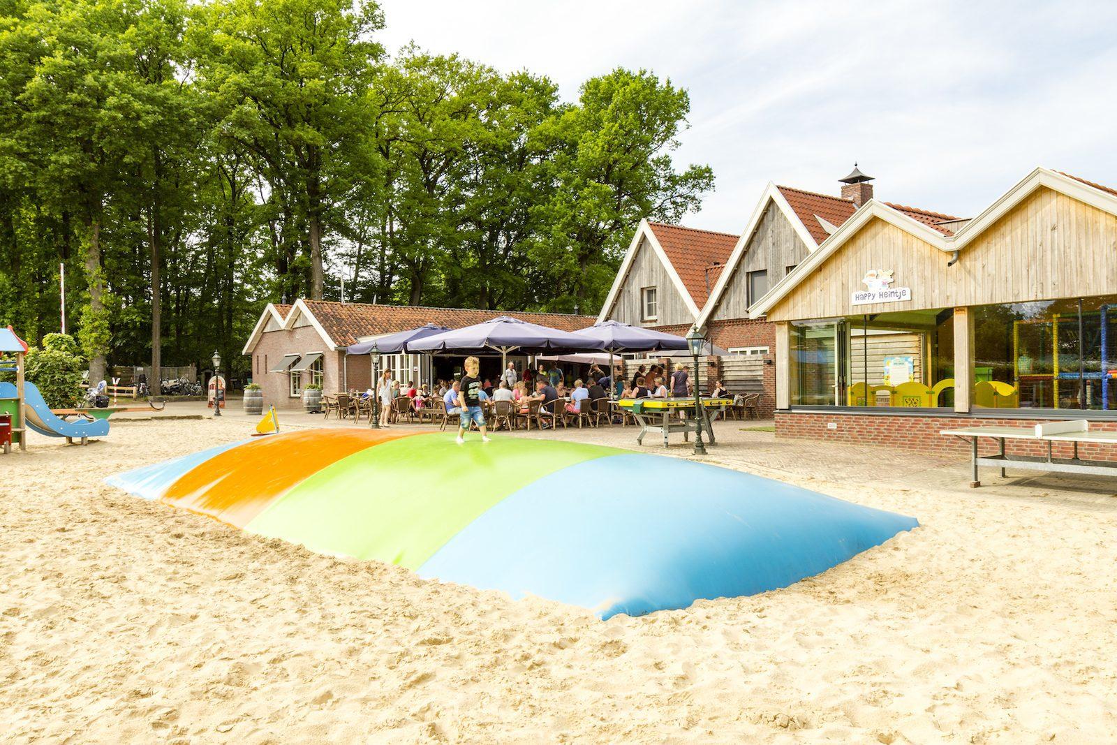 Kamperen op vakantiepark De Witte Berg in Ootmarsum