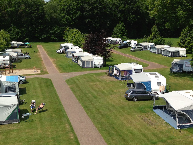 Seizoenplaats camping