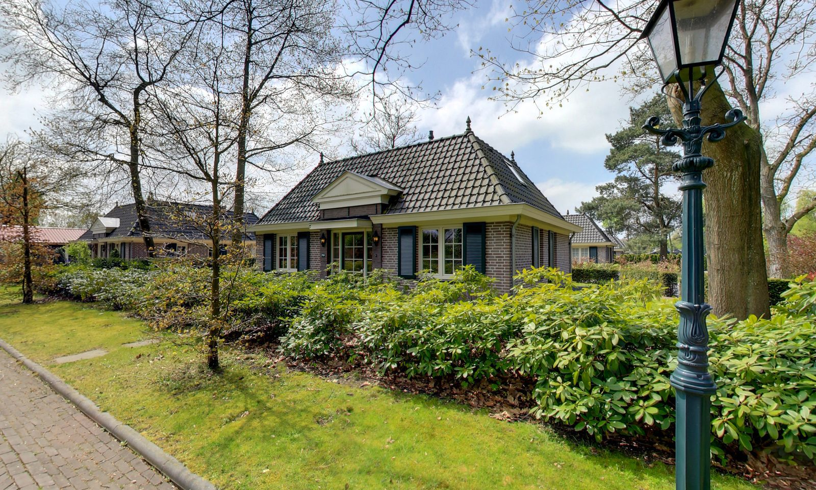 Holiday park on the Veluwe