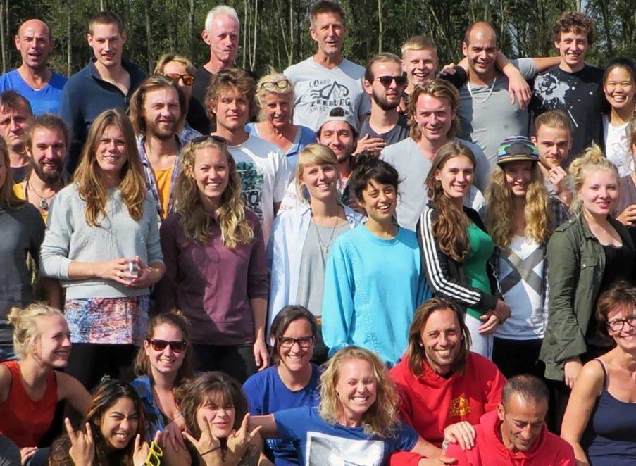 Werken bij Camping Zeeburg