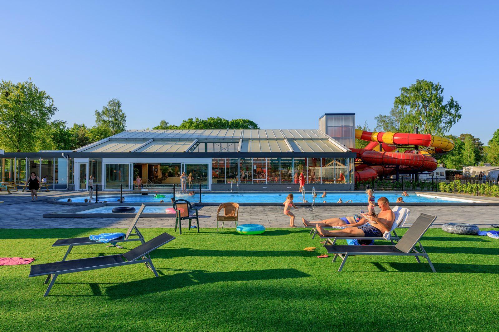 Van 27 oktober t/m 29 maart is het zwembad gesloten.