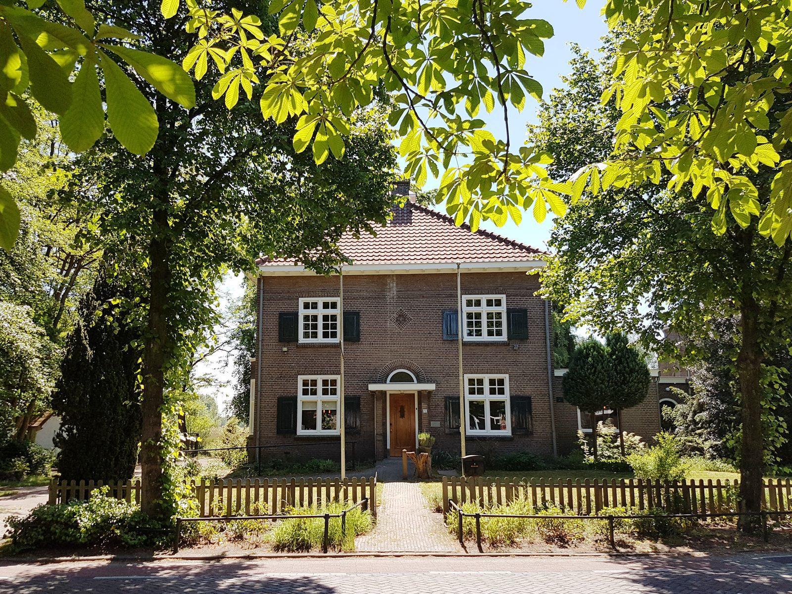 Vakantiehuis de Pastoorswoning in Brabant