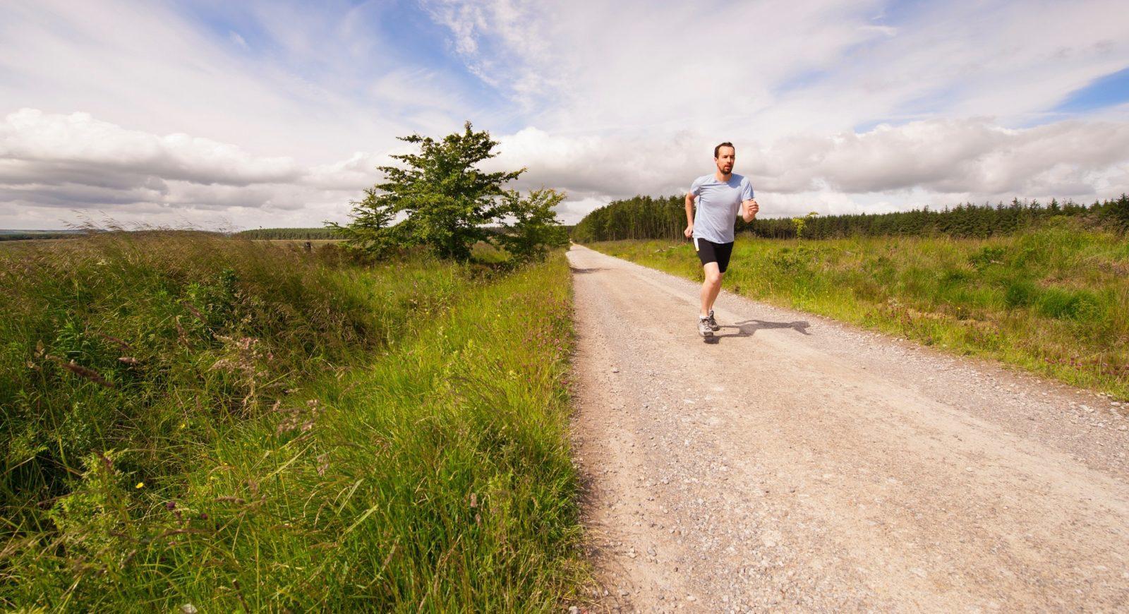 Je dagelijkse dosis kilometers