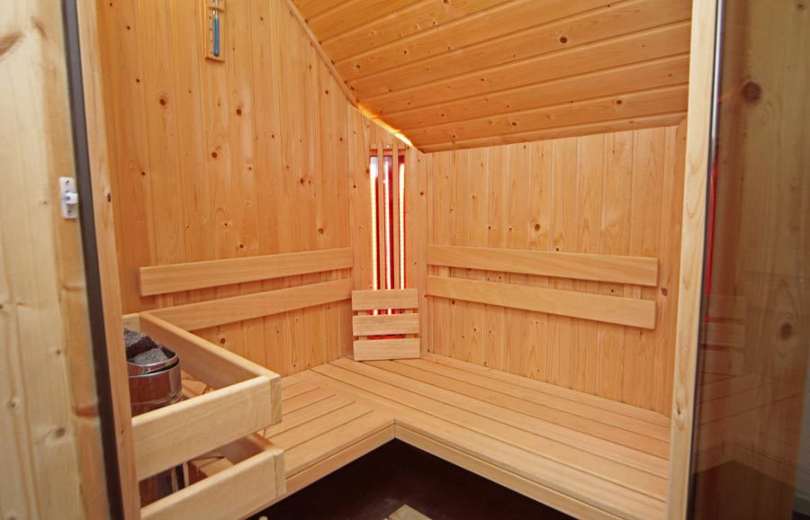 Wellness bungalow