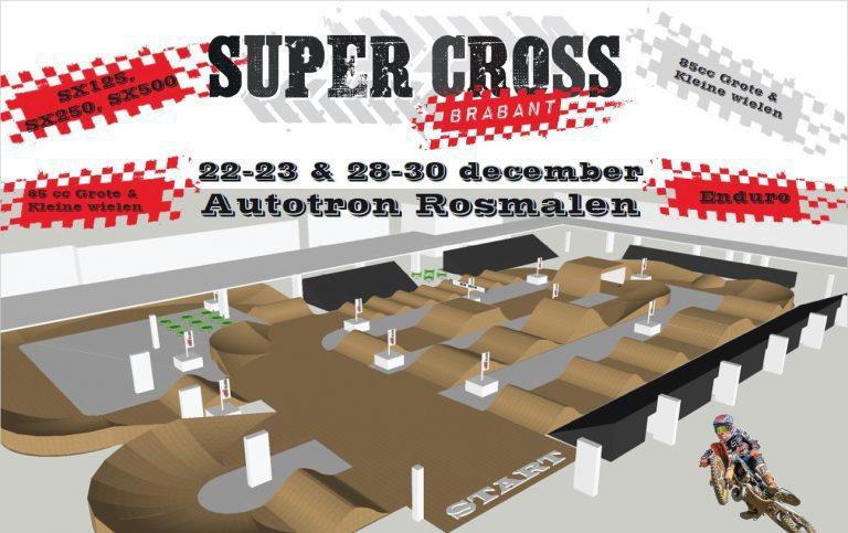 SuperCross Brabant Autotron 2018