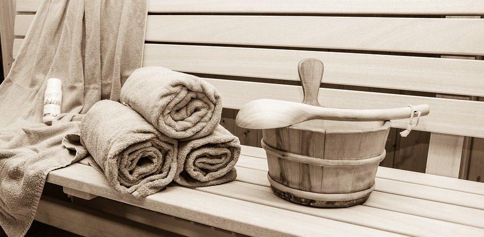 Wellness bungalow huren