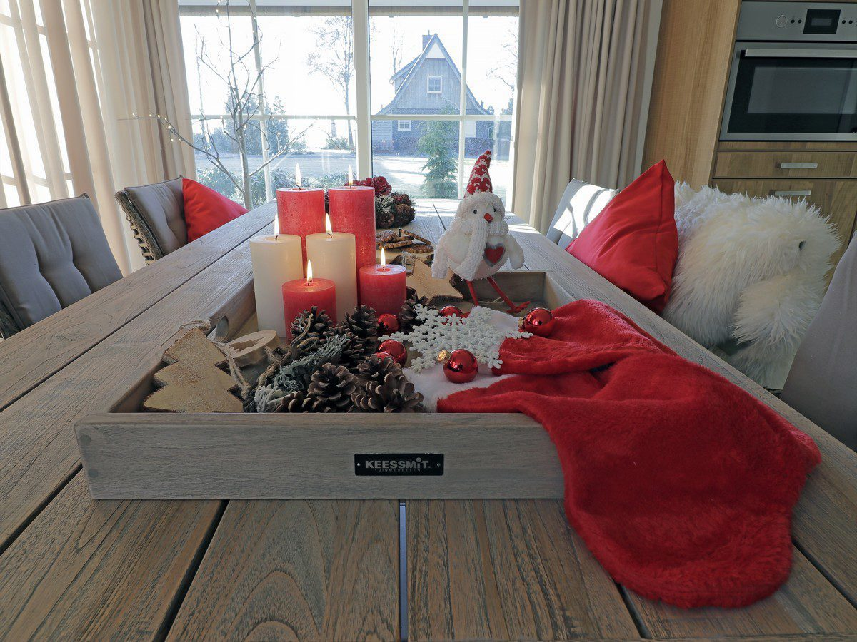 Ihr Weihnachten Urlaub im Hof van Salland
