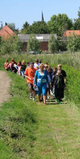 Wandelen in Zeeuws-Vlaanderen