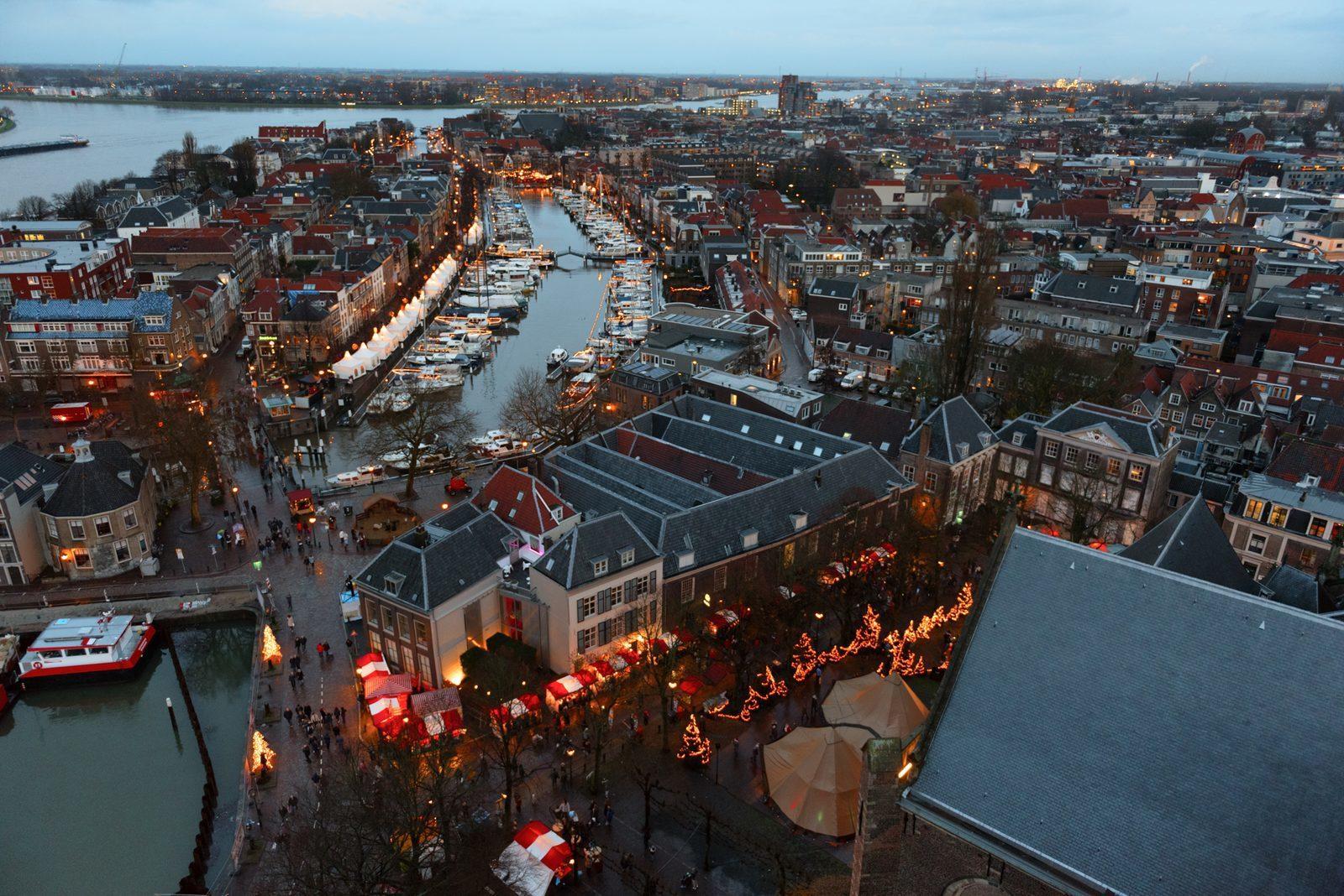 Kerstmarkt van Dordrecht