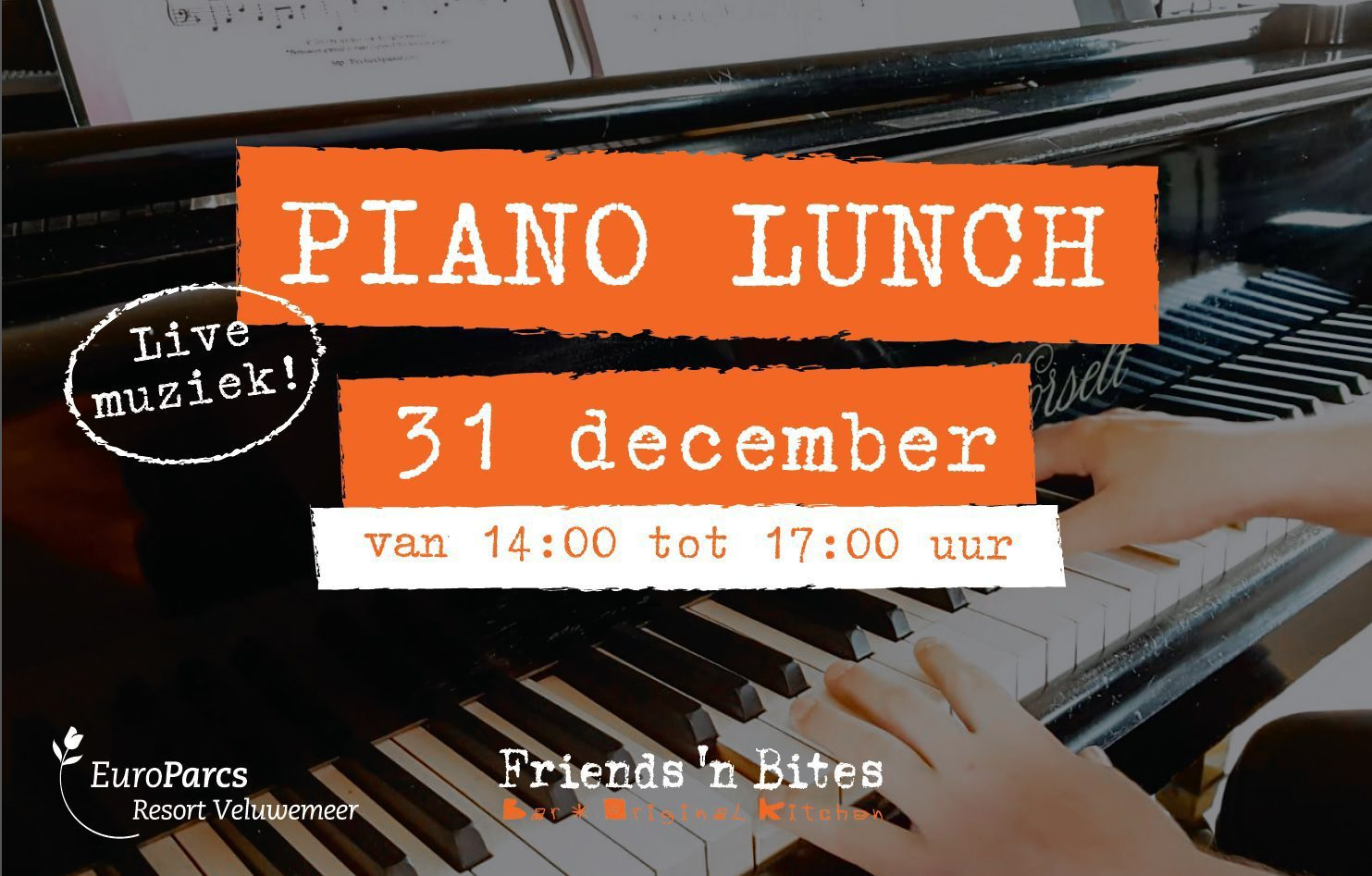 Piano Lunch