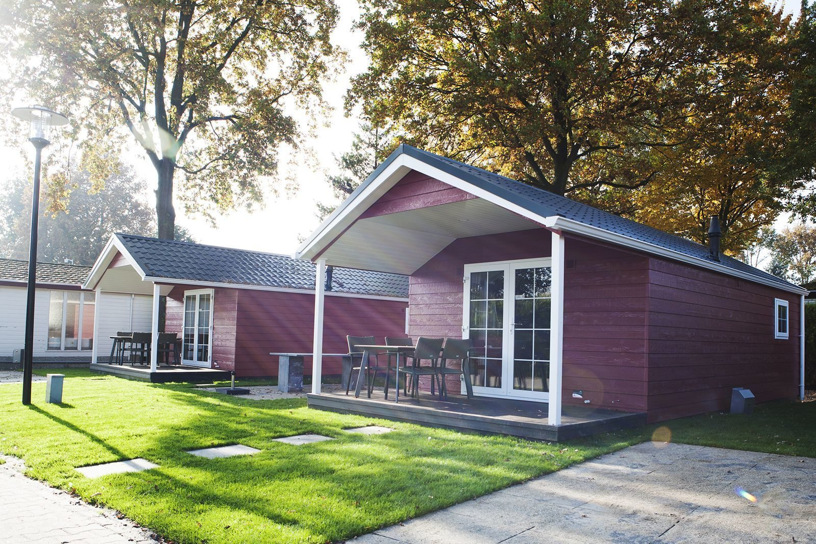 Book your own chalet and enjoy the Veluwe