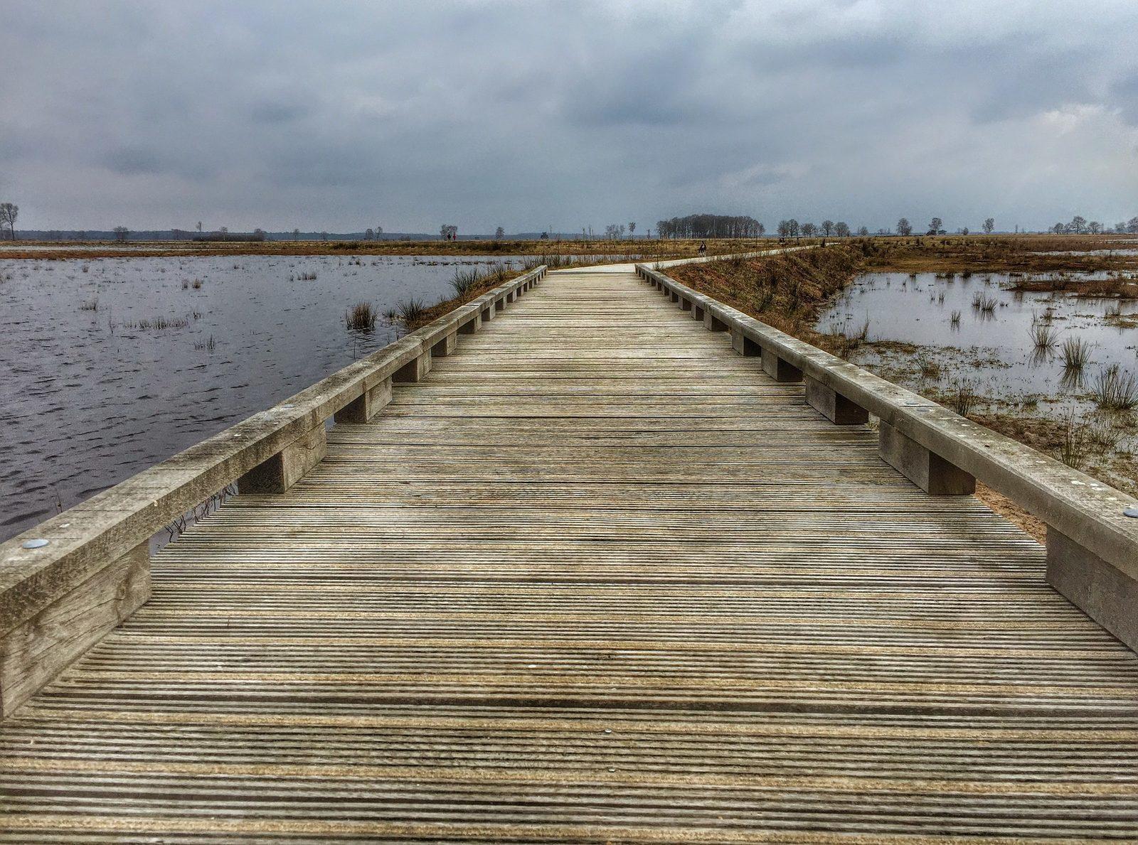Rad- und wanderrouten