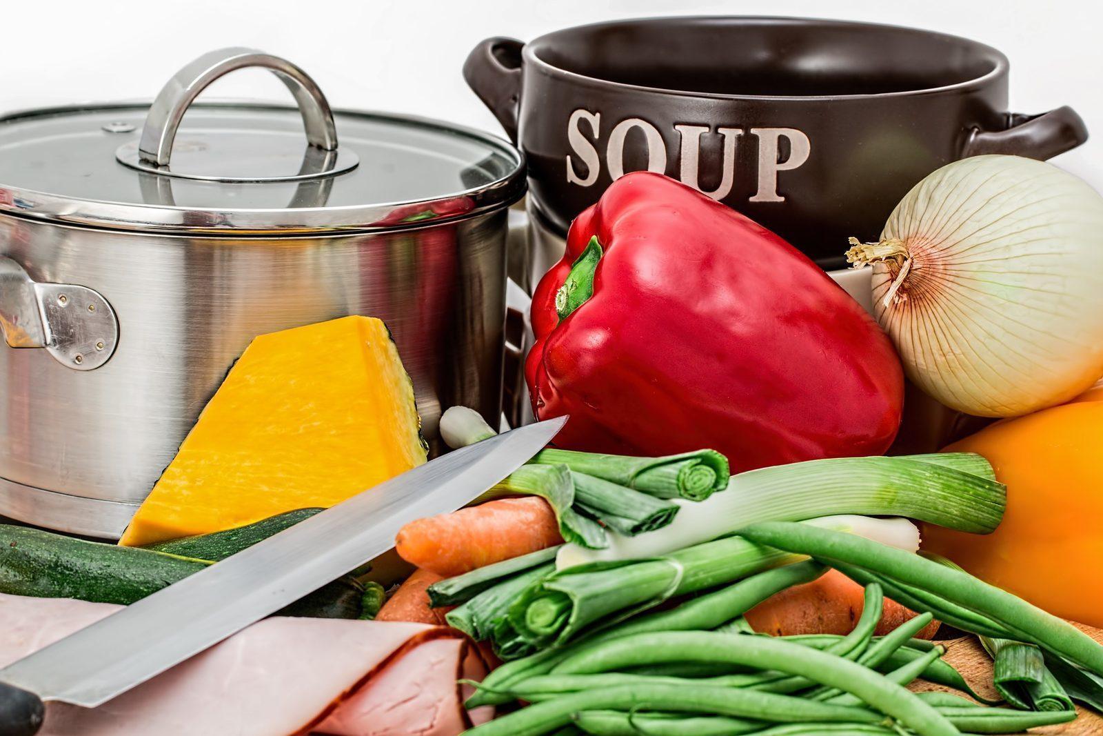 Vacature zelfstandig werkend kok/ keukenhulp