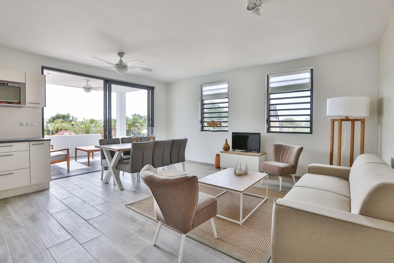 Op zoek naar een appartement op Bonaire? Bekijk dan hier de beschikbare accomodaties op ons resort.