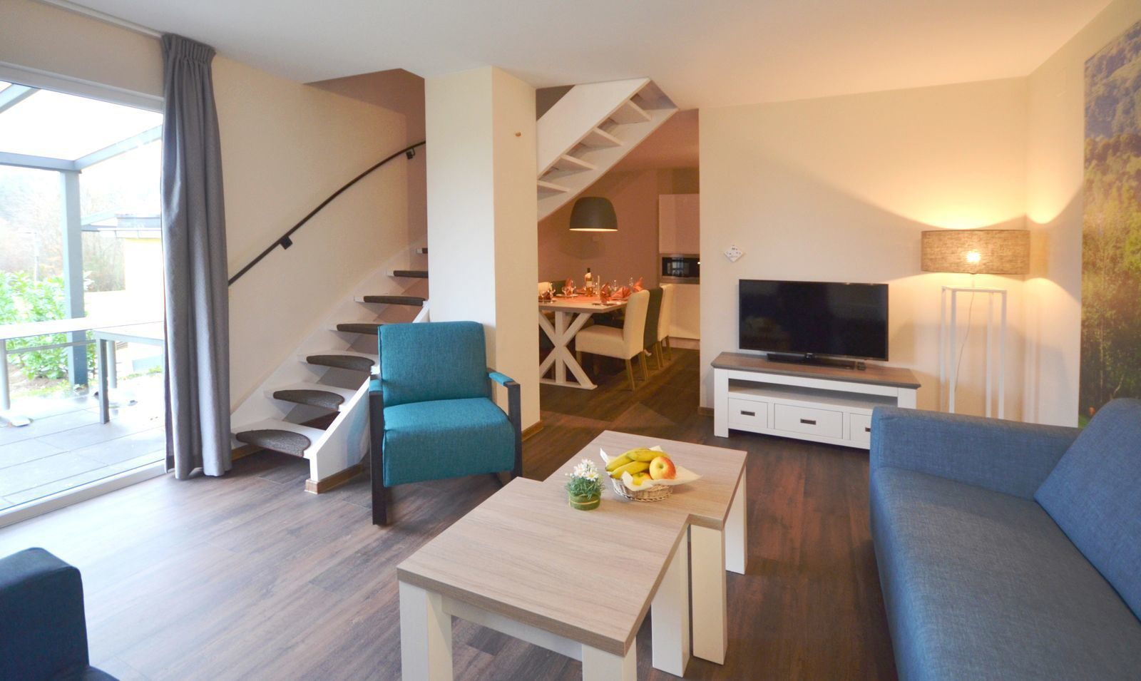6 persoons comfort bungalow