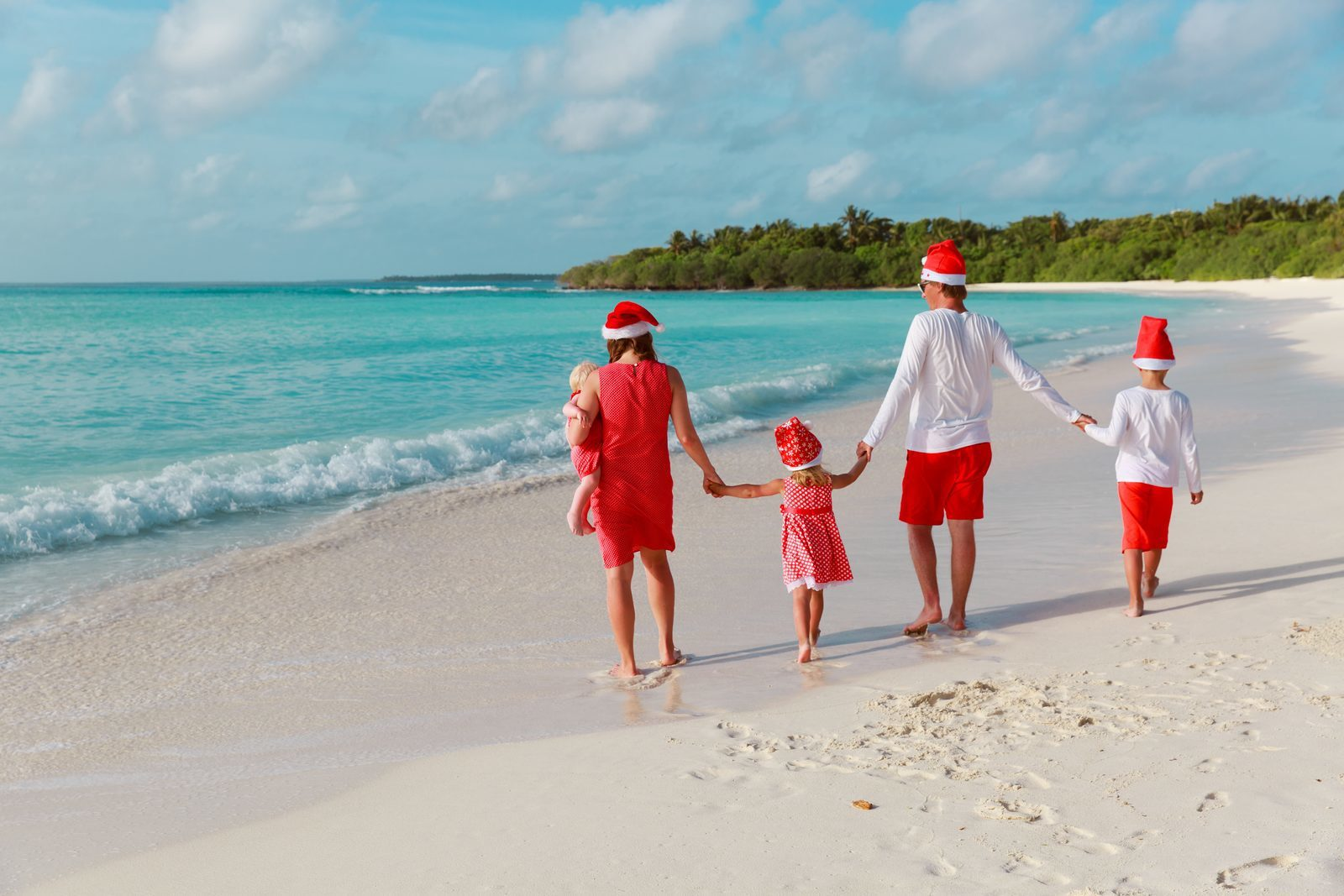 Weihnachten im Resort Bonaire