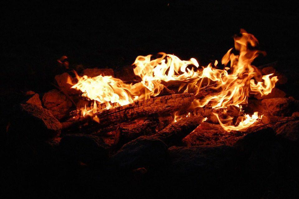 Die Verbrennung von König Momito