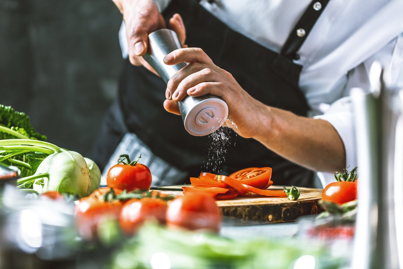 Job opening Chef / independent working cook (full-time)