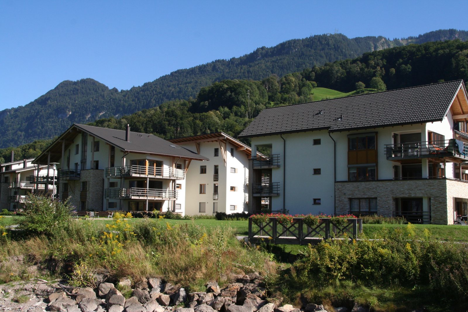 Zoover Award 2014 voor Walensee Apartments