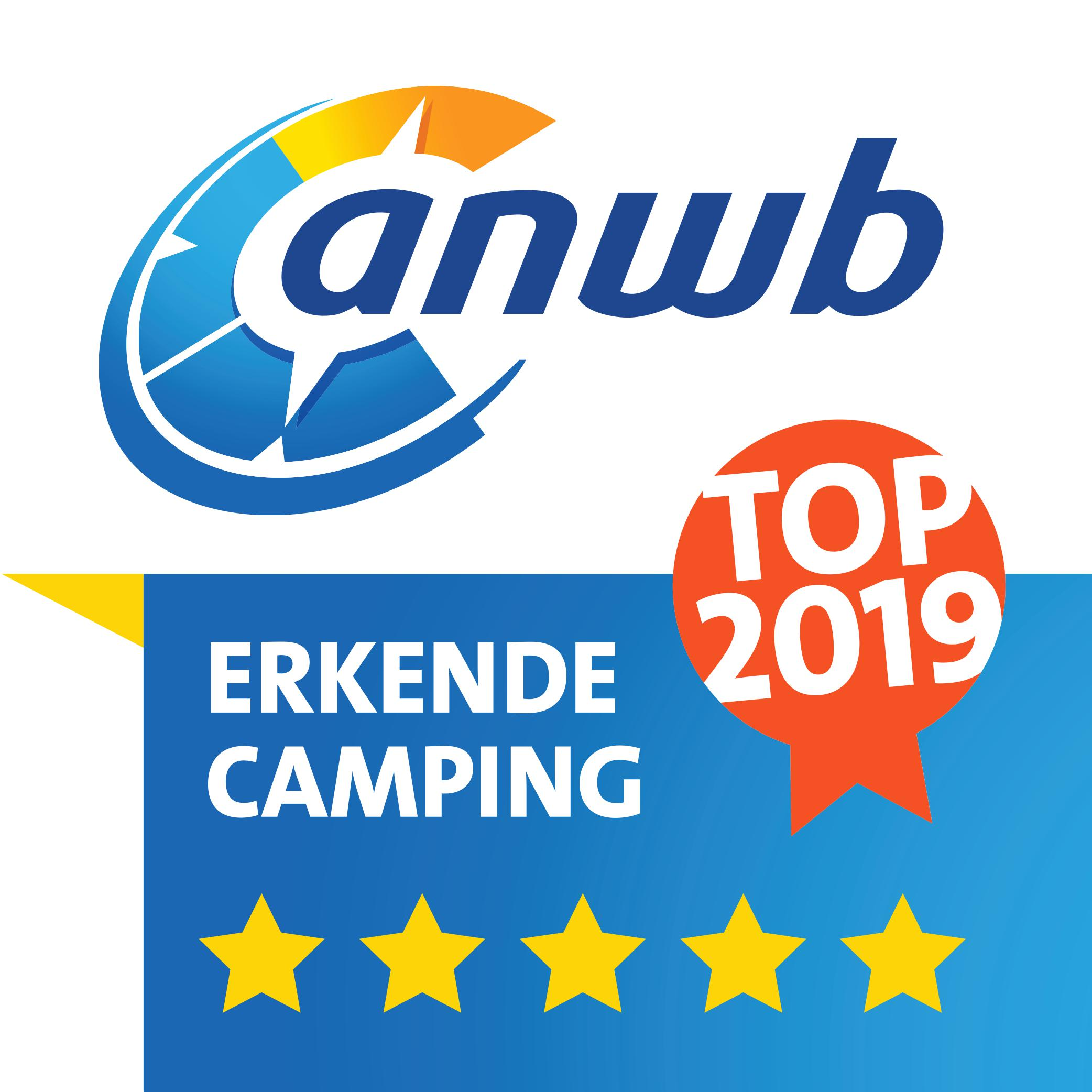 anwb 5-sterren camping