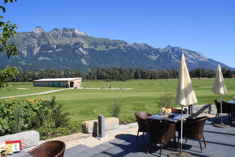 Golf club Gams-Werdenberg