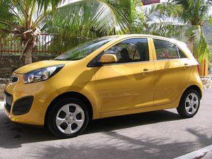 Autoverhuur Curaçao