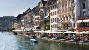 Luzern shopping centre