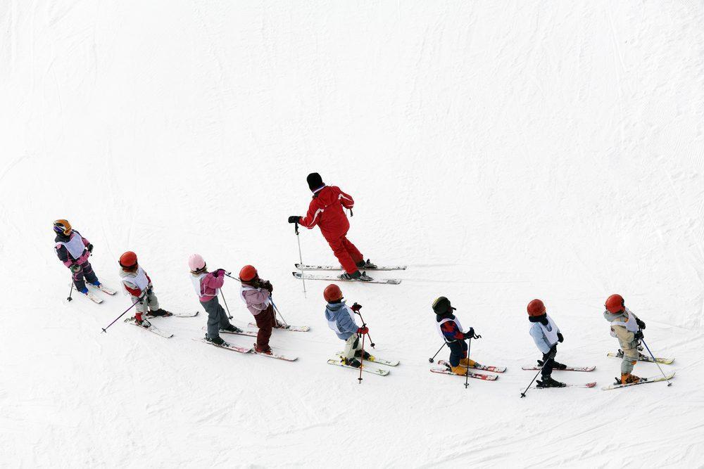 Schweizer Ski- und Snowboardschule