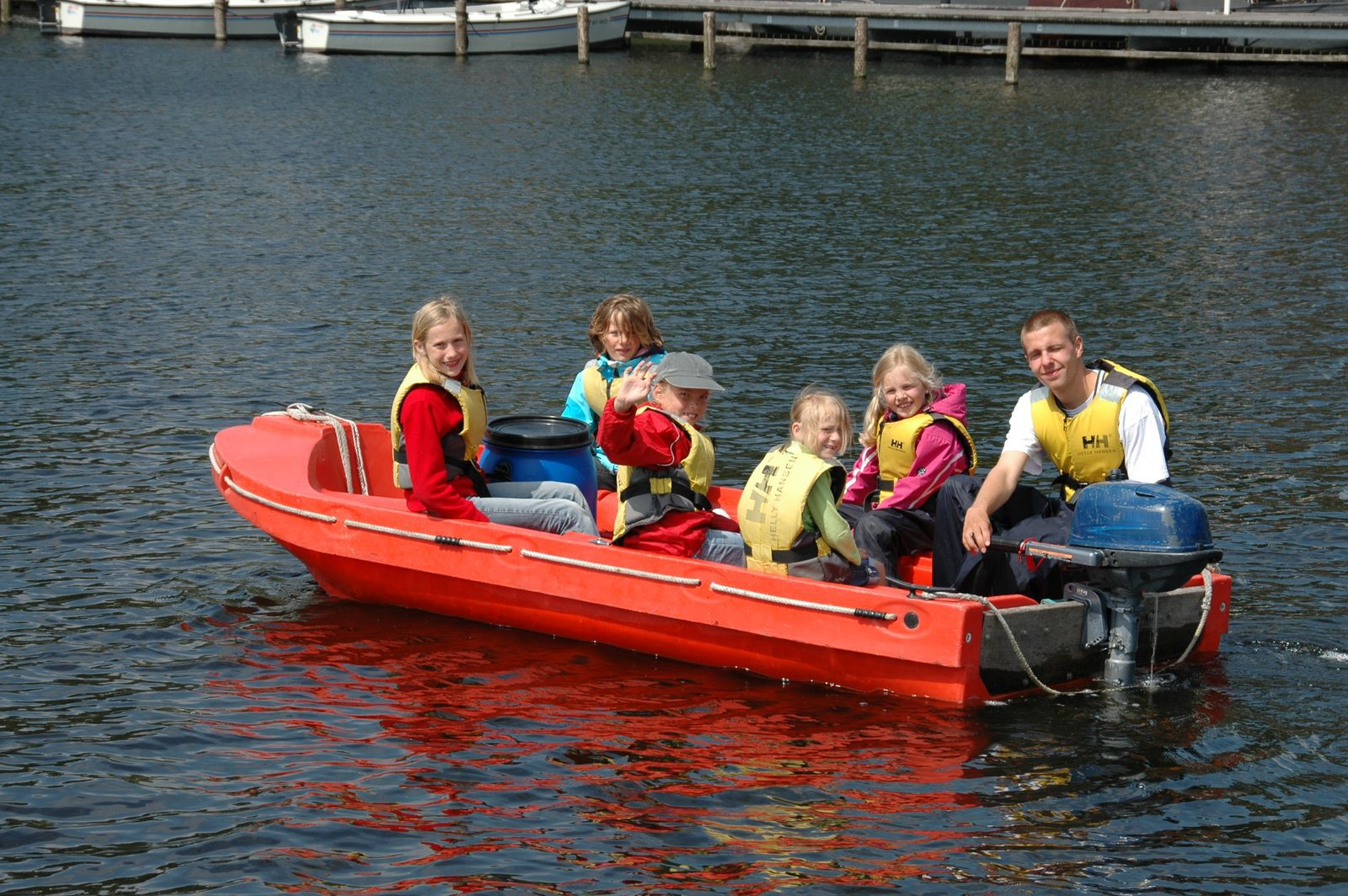 Water sports center Poort van Amsterdam
