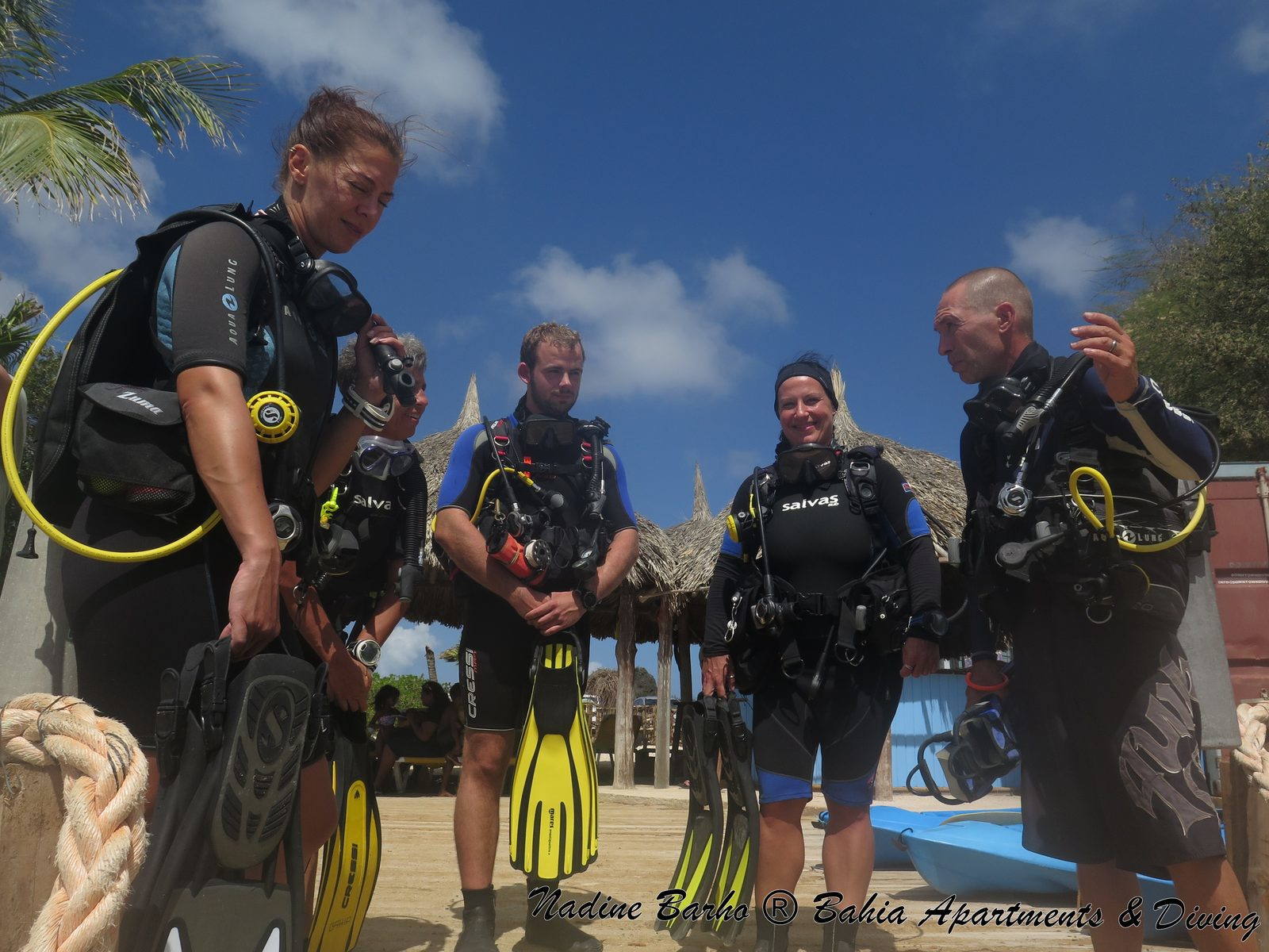 Bahia Dive Trip
