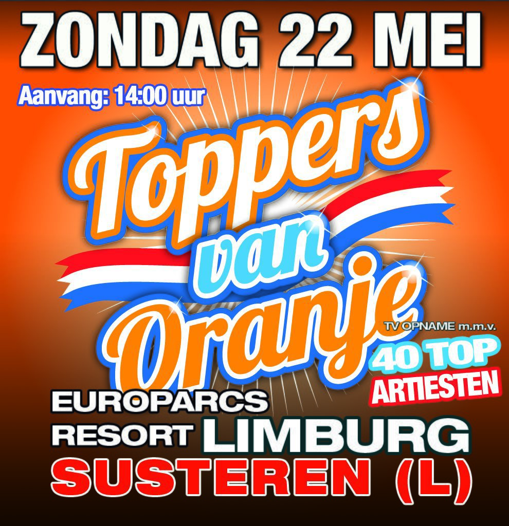 orange toppers