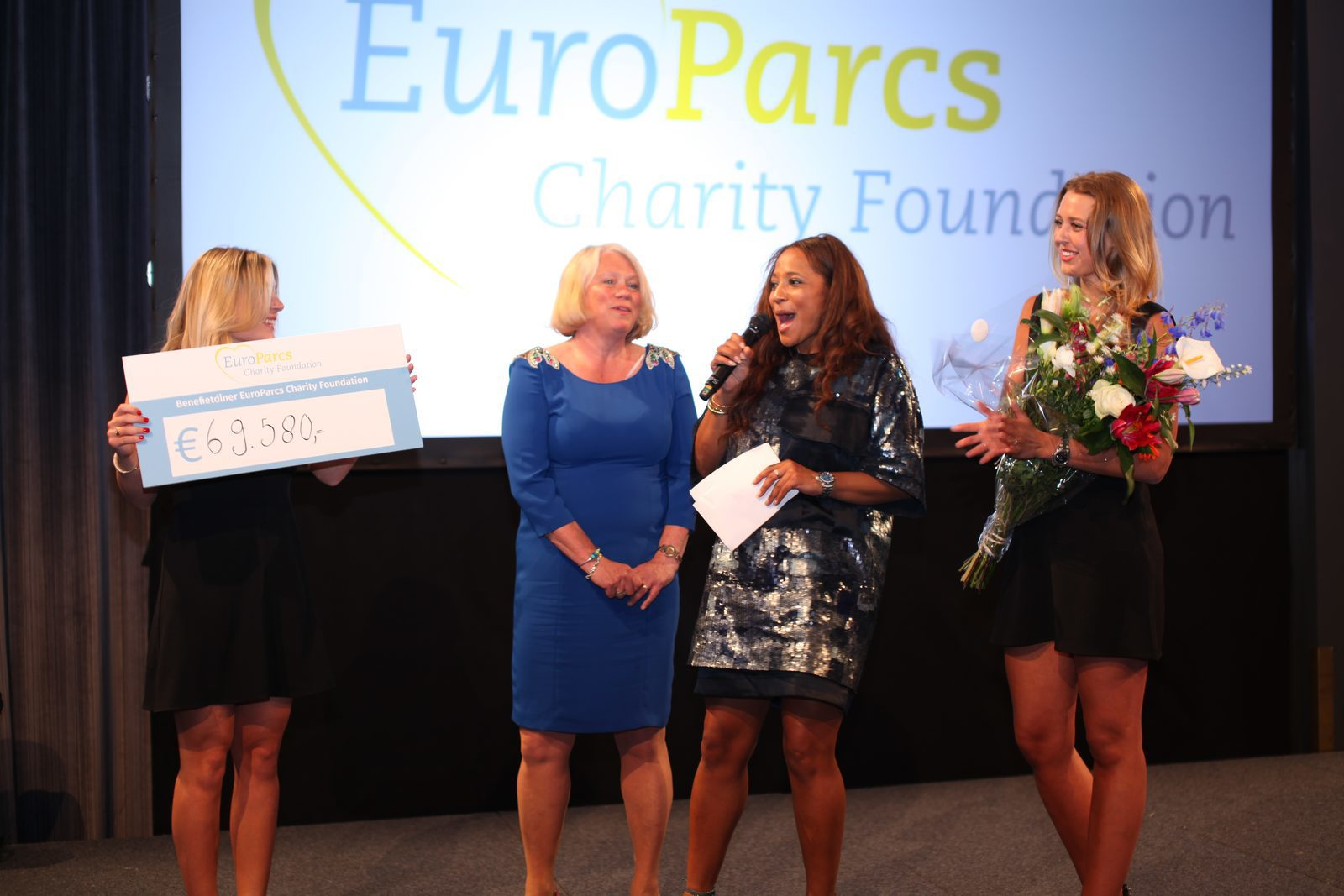 EuroParcs kennt Wert der Europarcs Charity Foundation