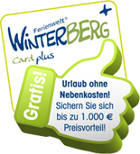 Gratis WinterbergCard Plus