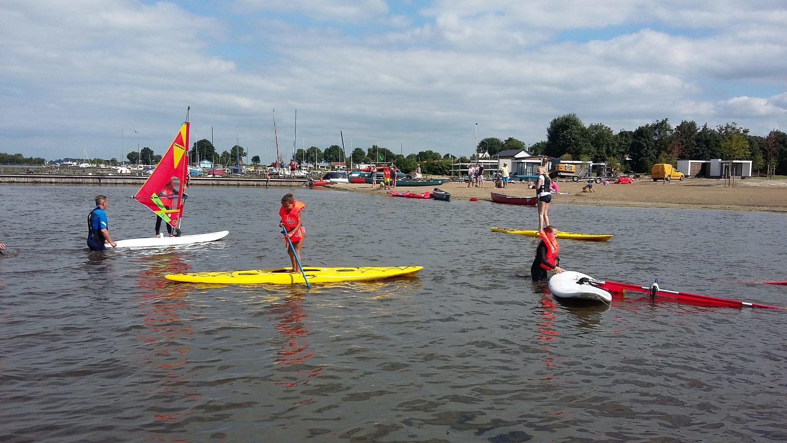 Watersportcentrum WET
