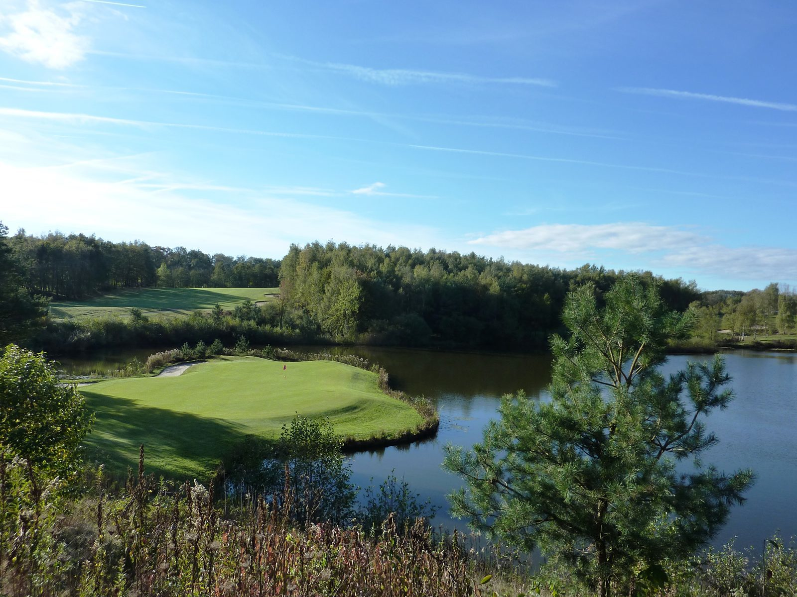 Golf course Brunsummerheide