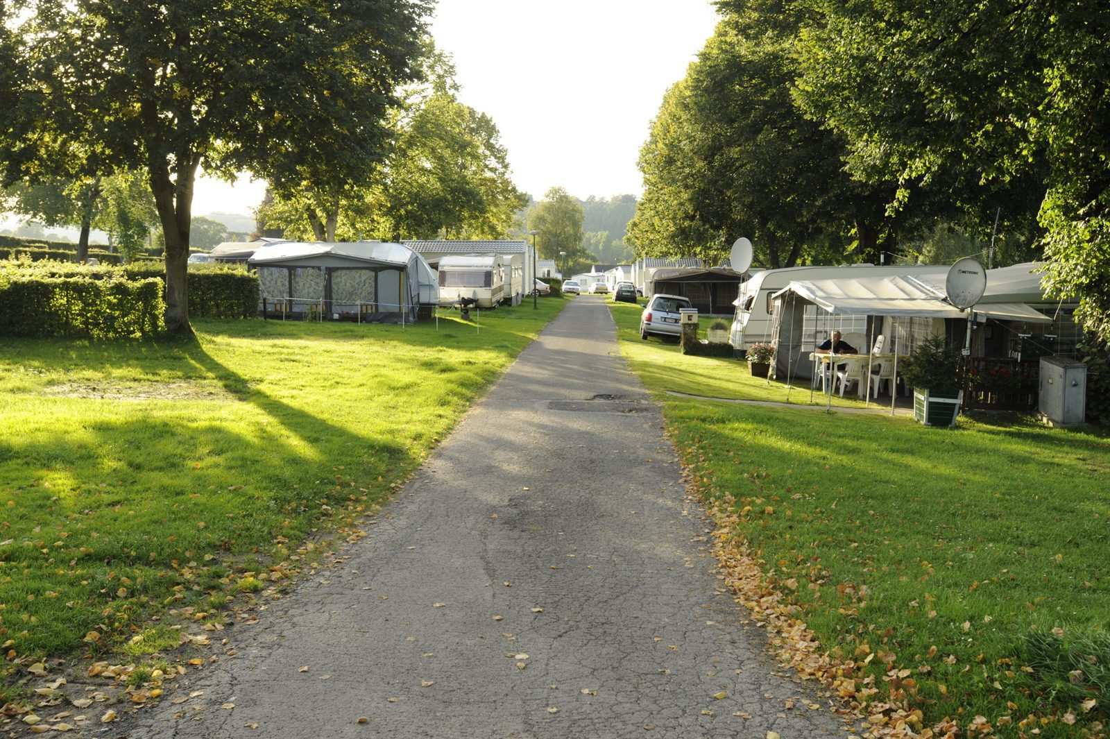 Affordable camping in the Ardennes