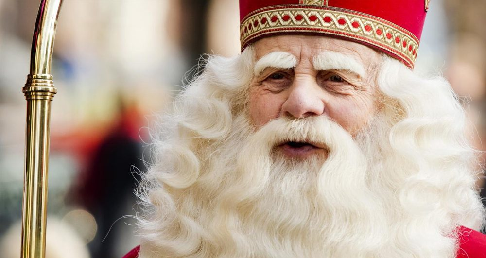 Samen weg met Sinterklaas