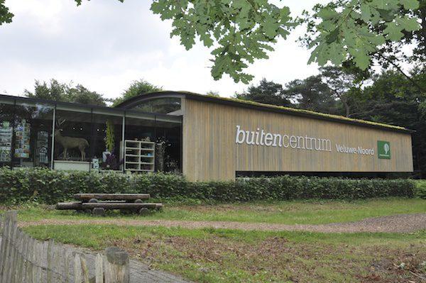 Bezoekerscentrum Nunspeet Veluwe