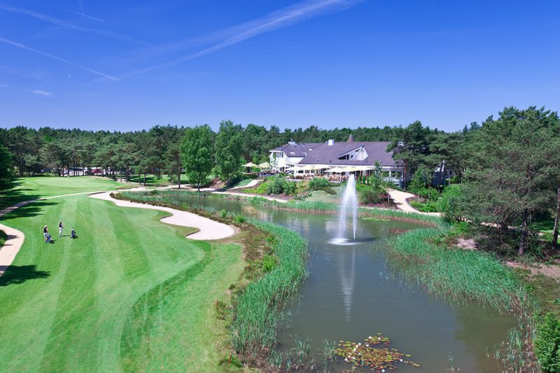 Golfbaan: Het rijk van Nunspeet